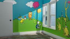 Fun mural - 1