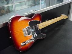 FENDER MODERN PLAYER TELECASTER PLUS ELECTIC GUITAR - WORLD WIDE