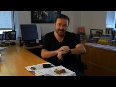 Comedian and scriptwriter Ricky Gervais talks about his writing process and how he learned to write. The key bit of advice that he received as a young man is important: Write about what you know. That's true for nonfiction as well as fiction. That's true for poetry as well as children's books. That's true for social media shares as well as blog posts. That's true for when you speak as well as when you promote. #writing #writers #Gervais #bookwritingtip #bookauthortip