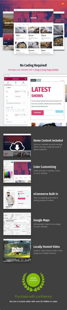 Viseo - News Video & Podcast Theme (News / Editorial)