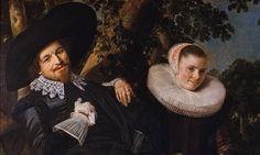 Frans Hals - Isaac Massa