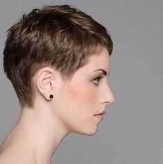 20 Pixie Haircuts You Need to See: #17. Short Cropped Pixie Cut; #shorthair; #pixie