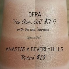 ofra you glow girl - Google Search