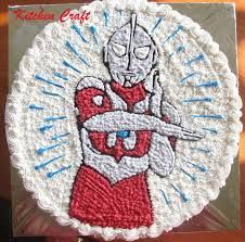 Image result for Ultraman cake