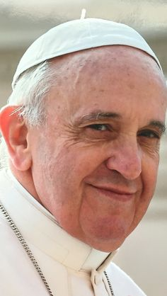 Pope Francis. How high are the walls around your place?