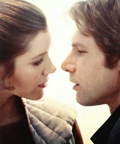 Leia and Han - Star Wars