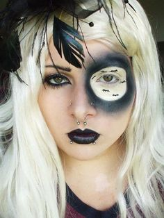 Hallow's Eve by itashleys-makeup.deviantart.com on @deviantART