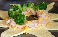 Chicken broccoli crescent rolls recipe