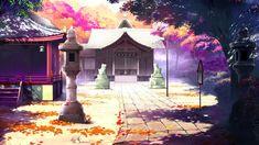 anime scenery wallpaper - Google Search