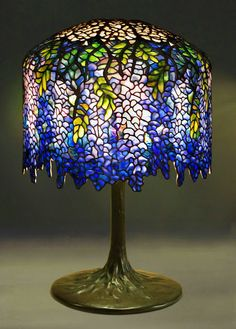Louis Tiffany The Epitome Of Beautiful Windows And Lamps