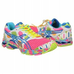 Um, just because these are cool as heck! Kinds Of Clothes, Asics Women, New Shoes, Me Too Shoes, Running Shoes, My Style, Boots, Shopping, Colorful Sneakers