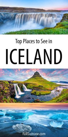 23 Absolute-Best Places to Visit in Iceland (Ultimate Guide)