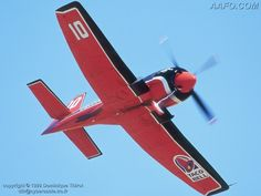 """The highly modified Hawker Sea Fury name """"Critical Mass"""" with an R-3350 radial engine."""