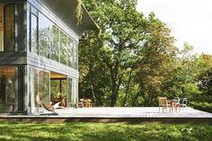 Casa pré-fabricada com estilo  por Phillipe Starck