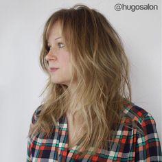 Long Shag For Fine Hair