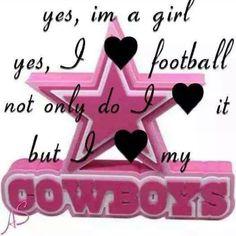 I love football!!!