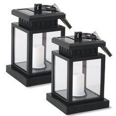 Outdoor Solar Lanterns, Patio Lanterns, Led Lantern, Outdoor Lamps, Hanging Candles, Led Candles, Candle Lanterns, Hanging Lights, Solar Powered Lights