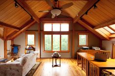 A cozy barn loft. | Wishlist for the Future | Pinterest | Barn ...