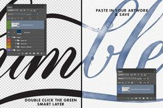 Inkwell - Instant Ink Effects by Ian Barnard on @creativemarket