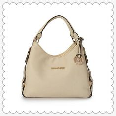 #style Michael Kors Bedford Large Navy Shoulder Bags Is So Popular That Many Customers Love It So Much! pretty good!!