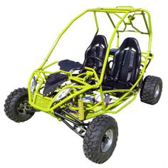 With a full 12 inches of ground clearance, this professional grade ATV dune buggy can go where other karts can't! Designed to introduce serious gokart enthusiasts to the thrill of off-roading, the Hawk 150LS is packed with great features. The 150cc, 4-stroke, air-cooled engine was designed using proven GY6 technology for maximum power and durability. #gokart #gokartpro #adventure #christmas