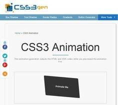 10 CSS3 Animation Scripts For Your Next Projects | SmashingApps.com
