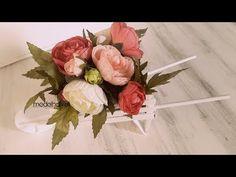 Muñeca amigurumi complementos Youtube, Amigurumi Doll, Flower Arrangements, Youtube Movies