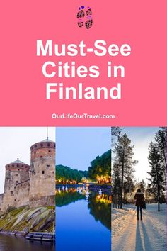 Europe Destinations, Best Cities In Europe, Road Trip Europe, Europe Travel Tips, European Travel, North Europe, Travel Abroad, Travel Hacks, Travel Ideas