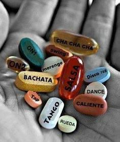 Did you get your daily dosage?? Latin Club Dancing tonight at 6:45 #danceRAL