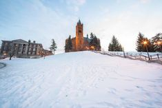 The World's Top 6 Snowiest Cities: Syracuse, United States
