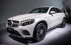 Fresh+Metal!+2017+Mercedes-Benz+GLC+Coupe+is+New+Fastback+X4,+Macan+Rival