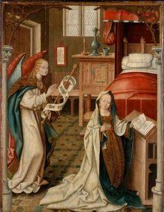 Verkündigung | XVI century