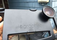 The iOgrapher case f