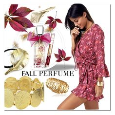 """""""Fall parffume and fashion"""" by jecakns ❤ liked on Polyvore featuring beauty, Juicy Couture and fallperfume"""