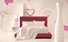 Interior Style Hearts Love HD Wallpaper