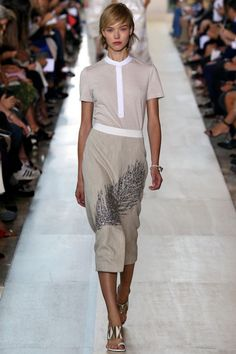 Tory Burch Spring Summer 2015 New York Fashion Week