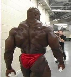 #Bodybuilding #Motivation - This Is Where We Fight with Ronnie Coleman http://www.youtube.com/watch?v=ErEornC0O5M  Ronnie Coleman  CRAZY SUPER DEVELOPED BACK!!  MuscleUp Bodybuilding. ~ mikE™