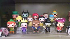 My Once Upon a Time/Disney Collection (as of 1-27-14) New addition is SDCC Exclusive Metallic Wicked Witch #ouat