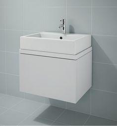 Duravit L Cube 620x547mm Vanity Unit For Console - LC682701818