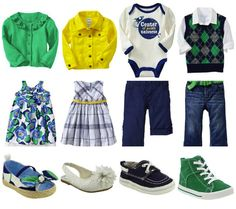 Great spring look for a girl or a boy. Shop the Old Navy Kidtacular Kids & Baby Sale, where everything is 40% off!