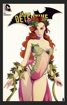 Poison Ivy by Creator Edgy Ziane