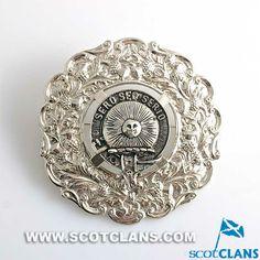 Kerr Clan Crest Plai