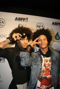 Les Twins | Laurant & Larry