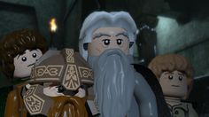 #LEGO® The Lord of the Rings™