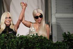 Lady Gaga will become Donatella Versace for the third season of American Crime Story – The Iris Lady Gaga Donatella, Gianni And Donatella Versace, Gianni Versace, American Crime Story, American Horror Story, Music Tv, New Music, Lady Gaga Versace, Lady Gaga Fashion