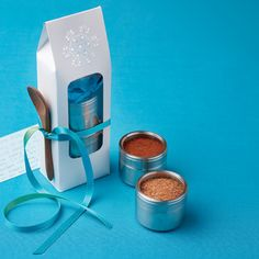 Edible Gifts...    Martha Stewart Afternoon Tea Set      Hot Cocoa Mix      Another hot cocoa in a jar recipe  - this contains a link for se...