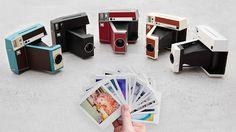 Lomography unveils foldable Lomo'Instant Square instant film camera https://link.crwd.fr/2NSY