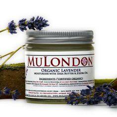 MuLondon Organic Lavender Moisturiser | catsholiday: beauty