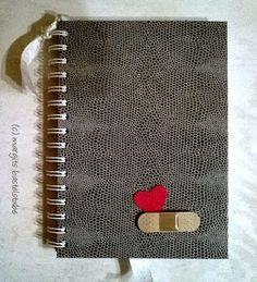 Buchkalender / Timeplaner Crafting