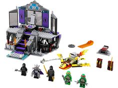 Shredder's Lair Rescue - 79122 Lego Ninja Turtles, Ninja Turtles Shredder, Lego Indiana Jones, Teenage Mutant Ninja Turtles, Tmnt Characters, Lego Christmas, Christmas Cookies, Lego Clones, Lego Toys